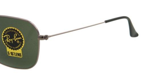 Ban Sonnenbrille argent 3136 métallique CARAVAN RB Ray qBwdSq