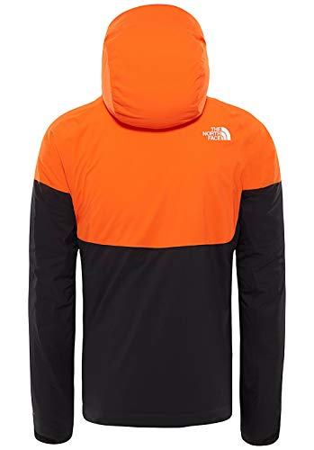 Persian The Orange Black North Invernale tnf Impendor Giacca Face Ins YZ0xYz