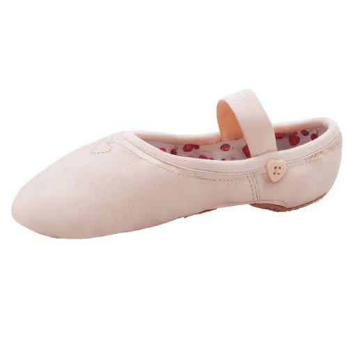 2035c Ballet Capezio Rose Rose Chaussures 2035c En En Ballet Capezio Amour Chaussures Capezio Cuir Cuir Amour YwwFqAU