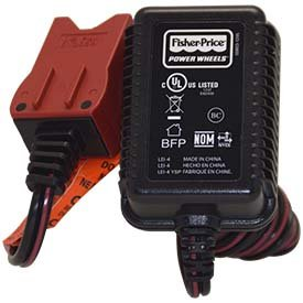 Replacement For FISHER PRICE SPORT TRACKER ATV POWER WHEELS CHARGER Battery