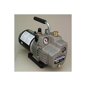 Yellow Jacket 93560 6Cfm Vac Pump 115V Superevac Yellow Jacket Pump