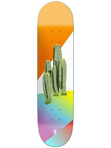 Girl The Psychedlic Plants Skateboard Deck - Cory Kennedy - 8.25