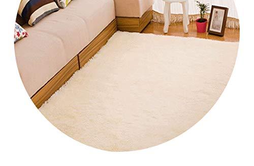 Living Room/Bedroom Rug Anti Skid Soft 150Cm 200Cm Carpet Modern Carpet Mat Purple White Pink Gray 11 ()