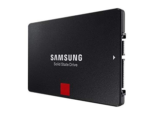 Samsung 860 PRO V-NAND 1TB SSD SATA 6Gb/s (MZ-76P1T0BW) Solid State...