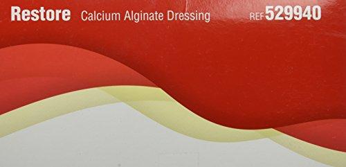 Alginate Dressing Box - Hollister Restore Calcium Alginate Dressing - 12