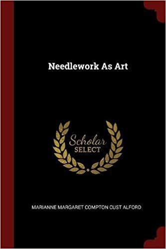 Book Needlework As Art
