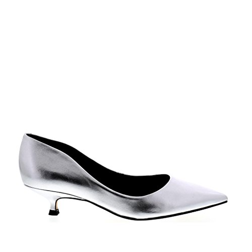 marc fisher shoes silver - 9