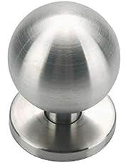 Oryx - RVS bolvormige deurknop
