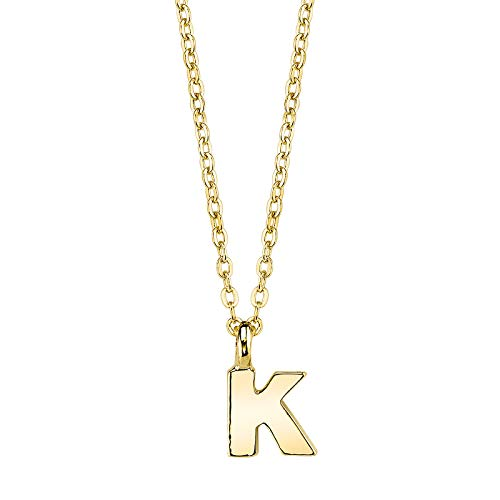 1928 Jewelry Gold-Tone 7mm Initial