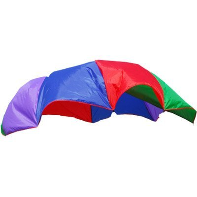Multi Use Parachute - GigaTent 10' Multi Use Parachute Play Tent, Multi-Color by GigaTent
