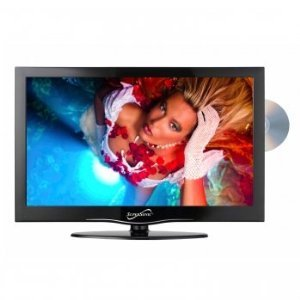 "Supersonic SC-1312 13.3"" Widescreen LED HDTV with Built-in DVD Player"