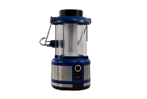 Rechargeable Portable Lantern 'Perfect' Solar Powered LED Battery Operated Very Bright with USB Port Excellent for Enjoying Great Outdoors Reliable in Power Outages. Experience the Solar Difference