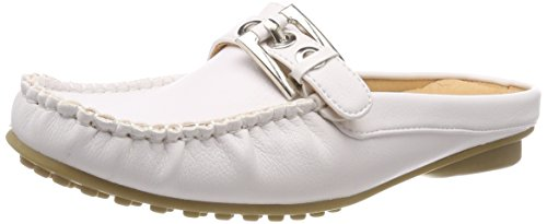 001 Mujer Para 0267085 weiß Andrea Zuecos Conti Blanco gZq0xnw1US