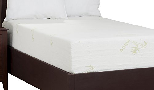 Remedy Natural Pedic Memory Foam Mattress 10 inches Comfort Gel King - incensecentral.us