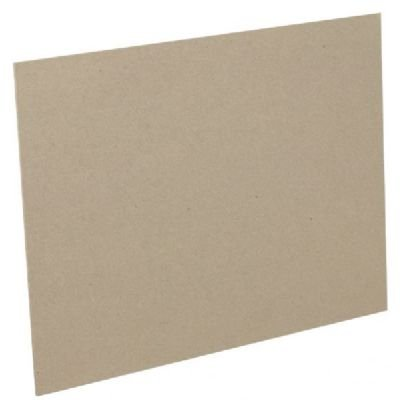 Tara T7331 32 in. x 40 in. Mounting Board 0.09 Thick - Case of 25 by Tara Toys