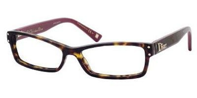 Christian Dior 3224 Eyeglasses 0Q29 DARK HAVANA - Dior Glass