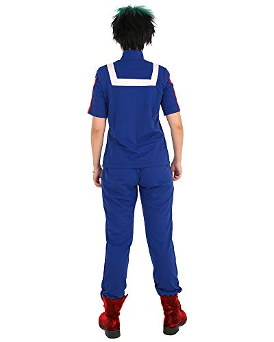 miccostumes Women's U A High School Gym Suit Cosplay Sportswear (WXL) Blue - http://coolthings.us