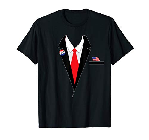 Donald Trump Halloween Costume Shirt | Cute President Gift]()