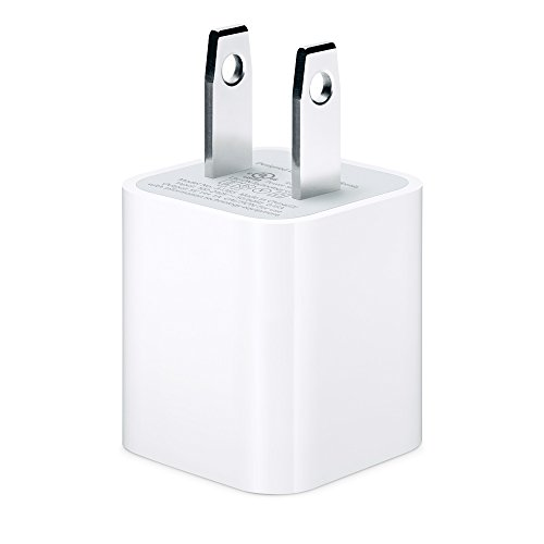 Apple OEM Original 5 Watt USB Power Adapter Cube - MD810