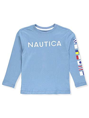 Nautica L/s Shirt (Nautica Big Boys' L/S T-Shirt - Riviera, 14-16)