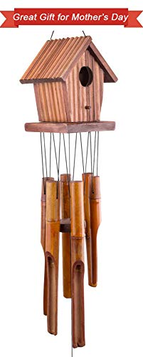 WOODMUSIC Wind Chimes