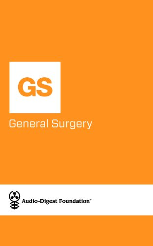General Surgery: Medical Errors/The Future of Surgery . Book