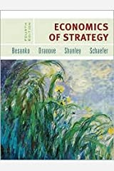 D. Besanko's D.Dranove's M. Shanley's S.Schaefer's Economics(Economics of Strategy [Hardcover])2006 Hardcover