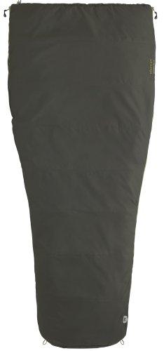 Marmot Mavericks 30 Semi Rec Long Synthetic Sleeping Bag, Long-Left, Green, Outdoor Stuffs