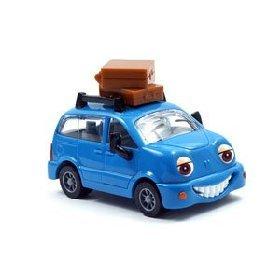 Chevron Cars Maria Minivan with Luggage /& Paper Dolls
