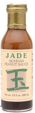 Jade All-Natural Sichuan Peanut Sauce, 13.5 oz., 12 Pack