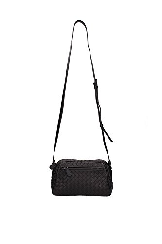 363117V00168175 Bottega Veneta Satchels Women Leather Black