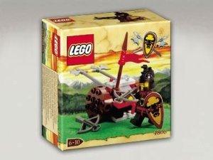 [해외] LEGO (레고) KNIGHTS KINGDOM SET #4806 AXE CART 블럭 장난감 (병행수입)