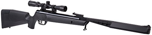 Benjamin ROGUE BRN2Q2SX Break Barrel Air Rifles .22 Cal Silencer (Best Air Rifle Scope Sale)