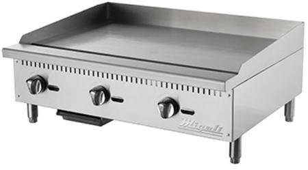 Migali C-G37 Competitor Series Griddle, countertop, 36