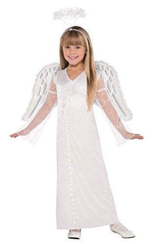 Heavenly Sent Angel Costume (Children's Heavenly Angel Costume Size Medium (8-10))