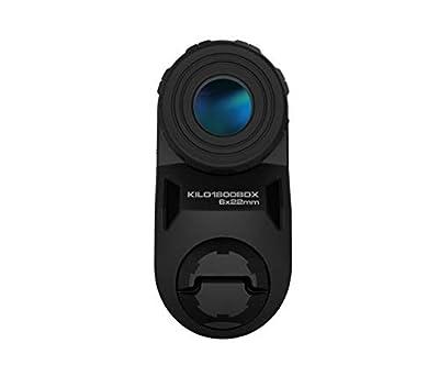 Sig Sauer Kilo1800BDX Laser Range Finding Monocular, 6X22mm, Black, Class 3R from Sig Sauer