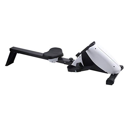 Happystore999 Magnetic Exercise Rower - Multifunction Abdominal Rowing Device with 8-Level Adjustable Resistance & LCD Monitor, for Increasing Cardio, Strengthening Core by Happystore999 (Image #7)