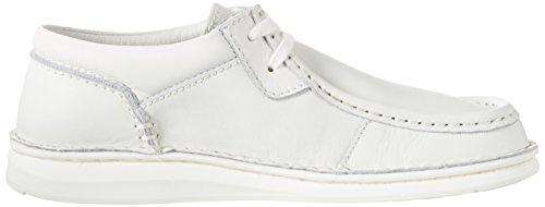 Birkenstock 1004590, Zapatillas Mujer Blanco (White)