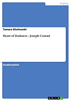 a review of conrads heart of darkness We really can't say it better than joseph conrad himself heart of darkness is: a wild story of a journalist who becomes manager of a station in the (african) interior and makes himself worshipped by a tribe of savages thus described, the subject seems comic, but it isn't (source) no—not comic.
