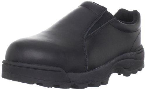 Original S.W.A.T.. Men's Classic Moc Composite Work Shoe,Black,5 M US (Classic Moc Slip)