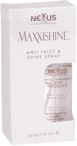 Nexxus Maxxishine Anti Frizz & Shine Spray, 2 fl oz