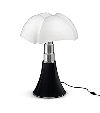 Grande Lampe Pipistrello Noir Mat H66 86cm Amazon Fr Luminaires Et