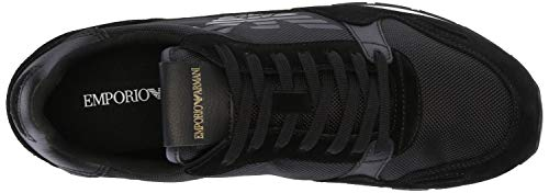 Uomo Nero Primavera X4x215 Armani estate xl198 Emporio Sneakers E08aw1