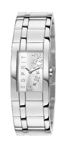 Esprit Damen-Armbanduhr Analog Quarz Edelstahl ES107292001
