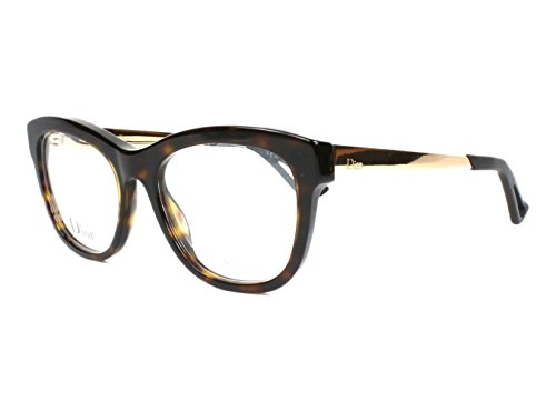 Christian Dior Women's Eyewear Frames CD 3288 52mm Havana QSH