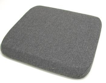 - Sacro Ease - RSC-RED - 15 Inch Wide Padded Car Seat Cushion - Red - 1 in. Padding