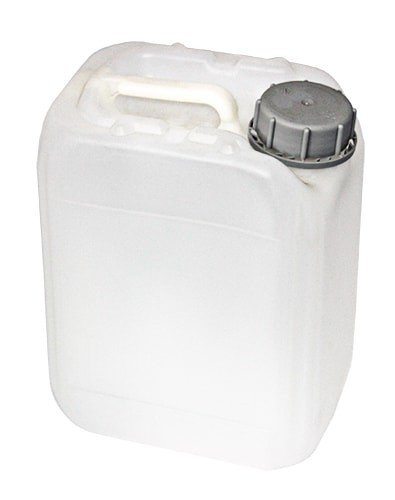Air Sea Containers 5L / 1.32G HDPE Jerrican (Natural) 3H1/Y