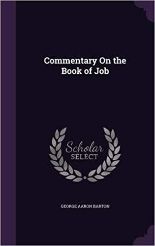 Book Commentary On the Book of Job