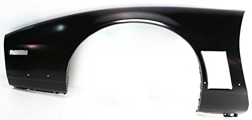 OE Replacement Pontiac Firebird Front Driver Side Fender Assembly (Partslink Number GM1240107)