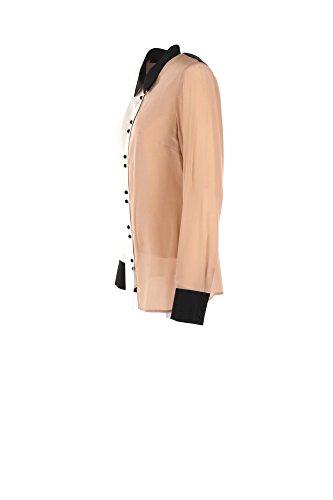 Camicia Donna Twin-set 50 Rosa Ta72f2 Autunno Inverno 2017/18